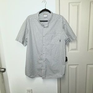 Columbia rapid river ss button down